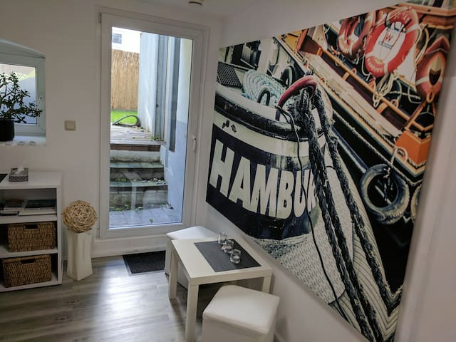 Cozy appartement in the heart of St.Pauli!