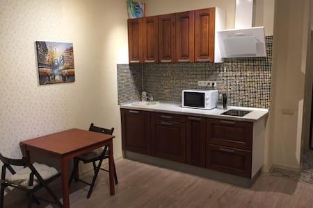 Новая квартира, Центр, НИИТО, Метро - Novosibirsk - Apartment