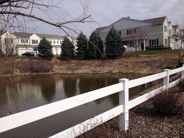 The IGH beach pad - Inver Grove Heights - Flat