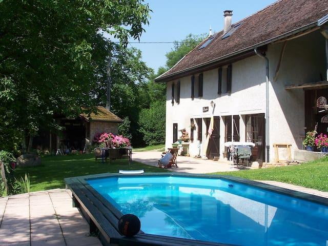 La Charmette - Saint-Maurice-de-Rotherens - House