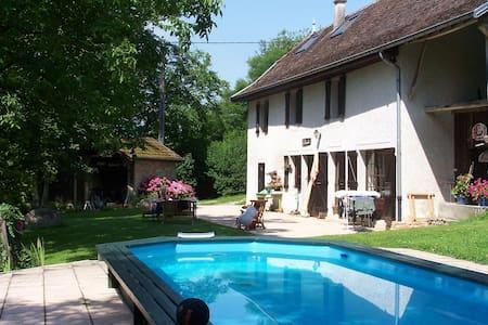 La Charmette - Saint-Maurice-de-Rotherens - Haus
