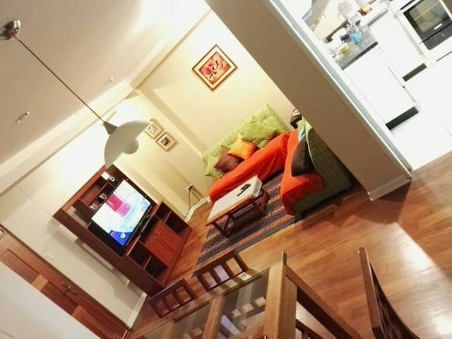 Beautiful apartment with good location. - Cusco - Lejlighed