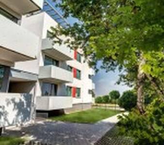 Luxury new flat in gated community w/ parking lot - Praga - Pis
