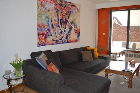 bright & spacious house near lovely parks - 안트웨르펜(Antwerpen) - 단독주택