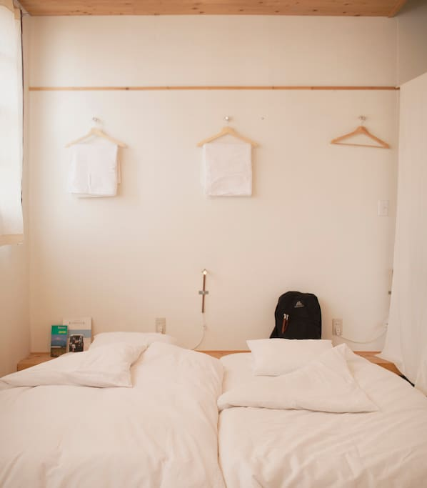 Large dormitory style* 2persons