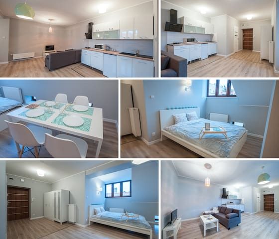The Very Centre Apartment Studio Lodz Piotrkowska