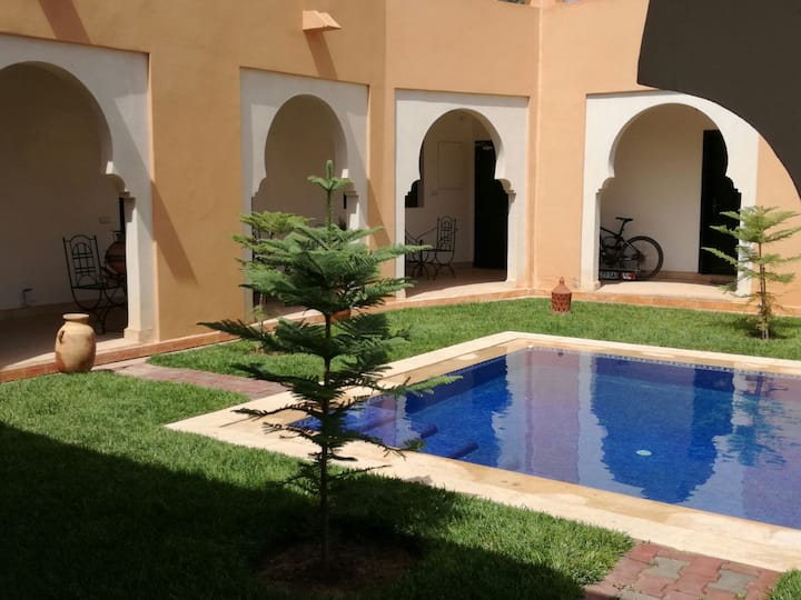 Beautiful Riad near Agadir. 5 bedrooms