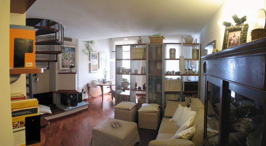 l'Abbaino - Residenza sul Borgo - Campobasso - Appartement
