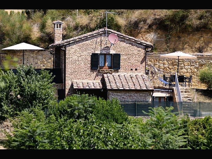 La Casina Toscana Montepulciano Siena