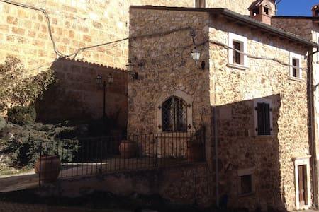A wi-fi stay in medieval age - Castelvecchio Calvisio