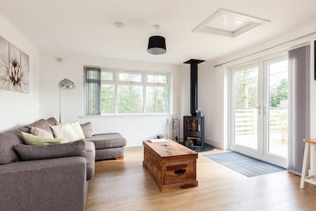 Woodland Cottage, 7 mins from St Andrews Centre