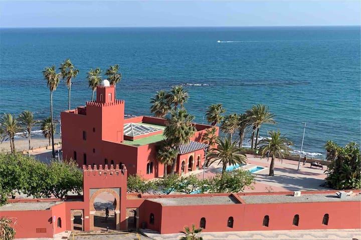 New Beachfront Apartment - BenalBeach Resort