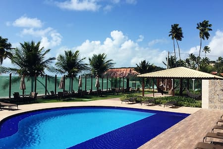Flat mobiliado  na Praia de Tabatinga II, Conde-PB - Conde - Hotellipalvelut tarjoava huoneisto