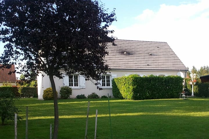 Nice house in the heart of the Sologne
