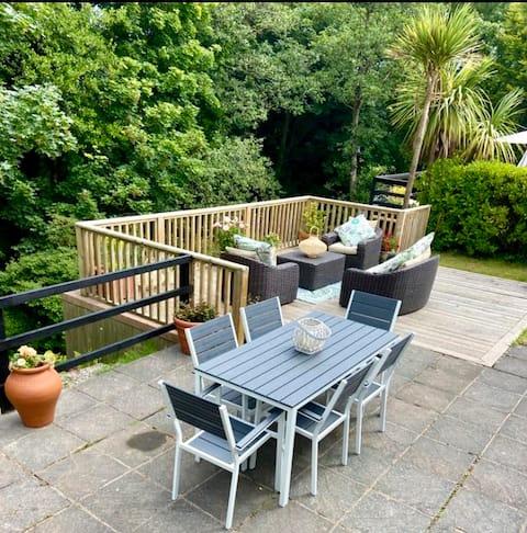 Beautiful Riverside Retreat in Blackwater, Wexford