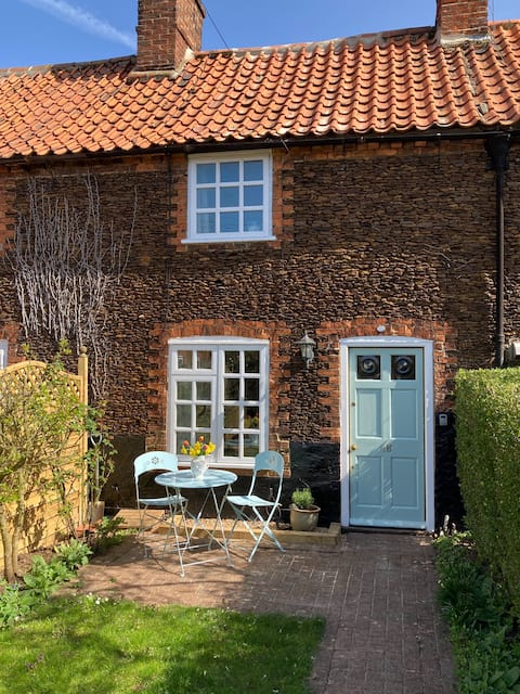 Cosy cottage near coast and Sandringham House