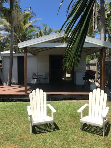 Private Byron Central Self Contained Bungalow