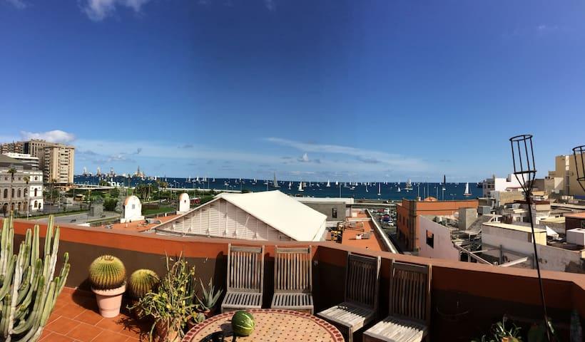 El invernadero - Las Palmas de Gran Canaria - Loft