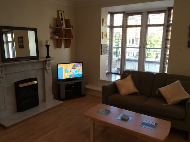 Lovely 3 bed townhouse in the City - Galway - Rekkehus