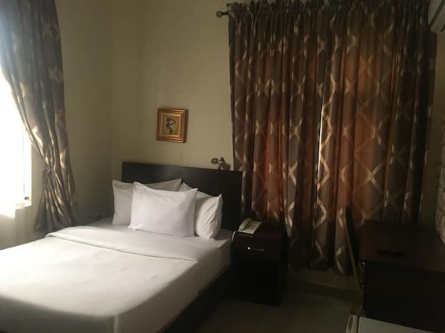 Mayors & Diplomats Suites Opebi - Standard  Room