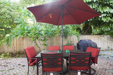 Wilton Manor-Lrg King BR/BTH 2.8 Mi. to Beach - Wilton Manors