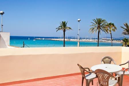 Apartamento junto a la playa - Can Pastilla
