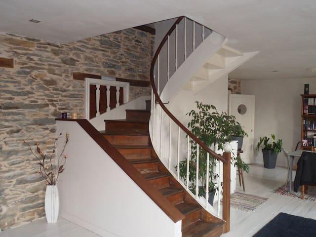 Chambre 2 tout confort - Morlaix - Huis