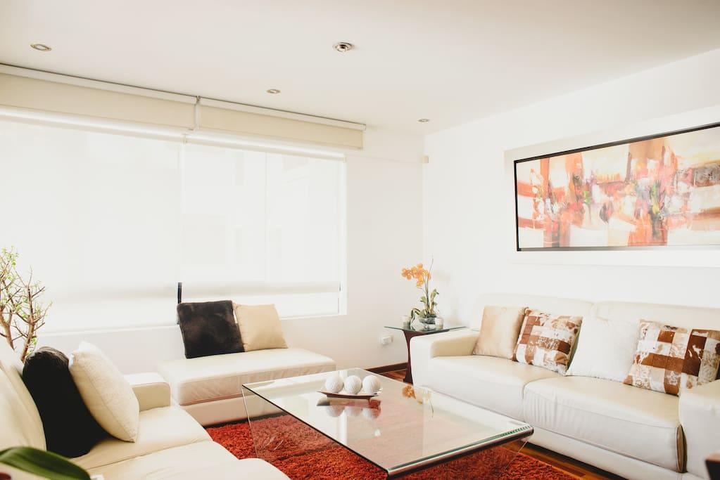 Sala-living room-