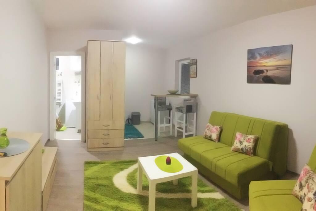 Green apartment - Irina apartments - apartment