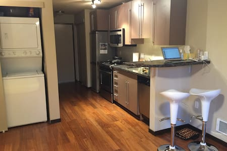 New Apt w/ Facility in City Center - Seattle - Apartment
