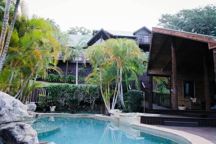 Casa Grande Resort & Day Spa - 'Lotus Room'