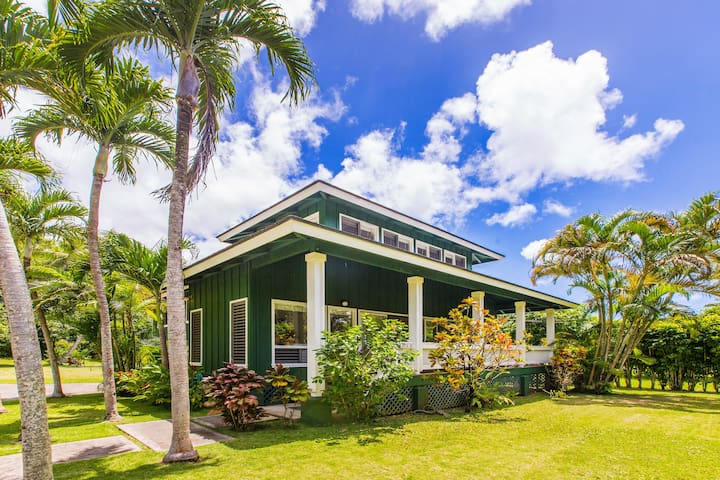 3 Bedroom 2 Bath Anini Kai-100 Steps to the Beach - Kilauea - House