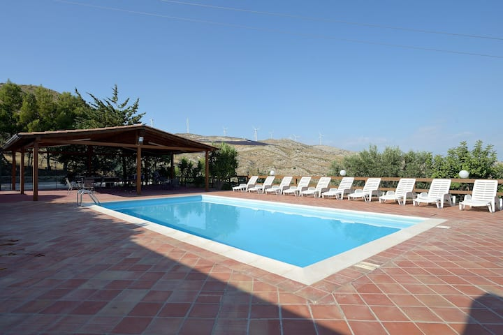 Lovely holiday house in Sicily