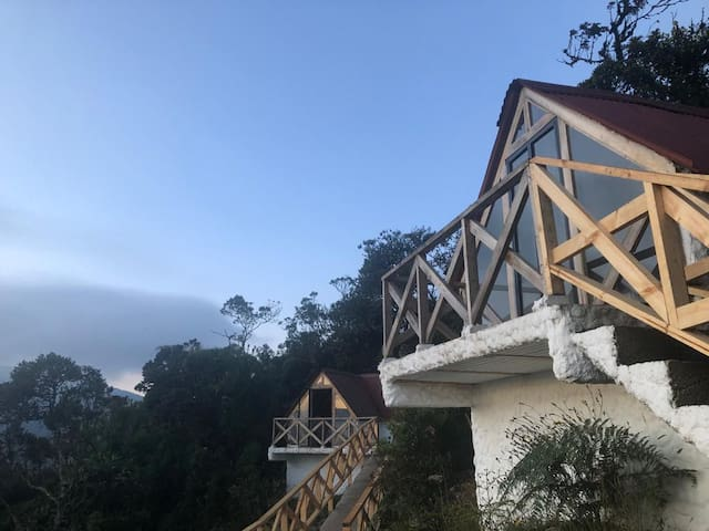 Cabaña del Sol Alto andino