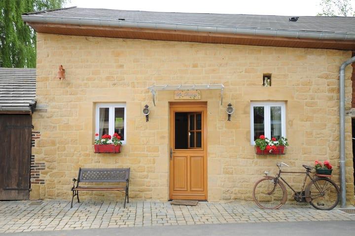 Une petite maison idéale pour 2 personnes!