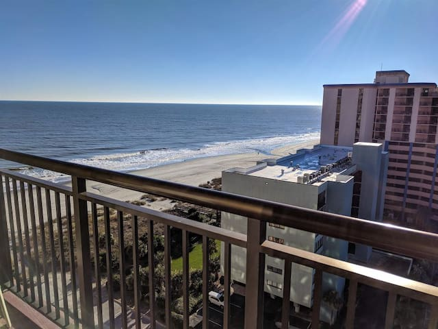 Newly Renovated Ocean View 1 BR Suite at Caravelle Resort! Unit 1401