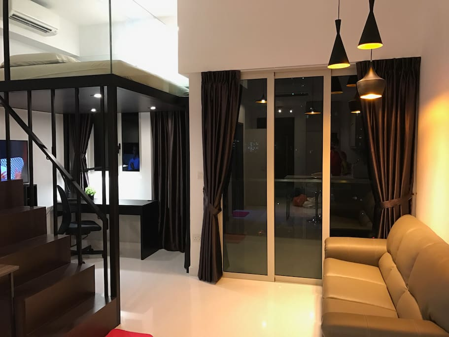 dog friendly loft in jurong east area based in singapore