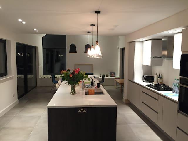 Luxury family home in Dublin