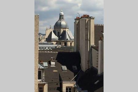 Lovely flat Ile Saint Louis ~ Notre Dame - Paryż - Apartament