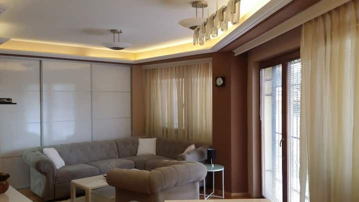 Brand new apartment in Vodno (Skopje) to rent