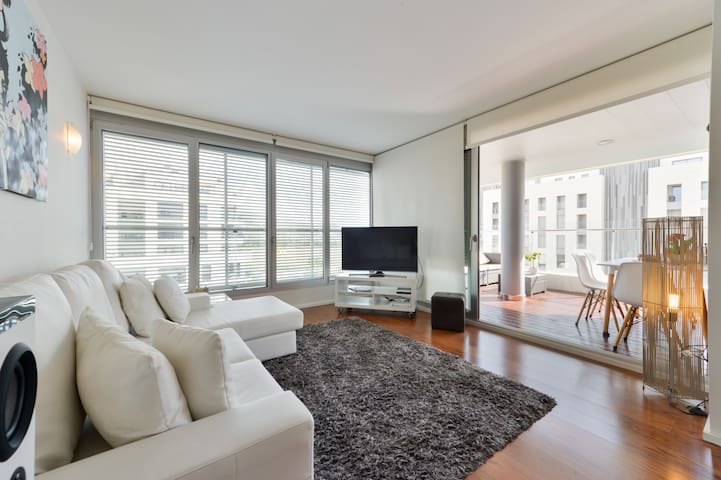 Amazing and new 3bedrooms apt in Marina Botafoch 2
