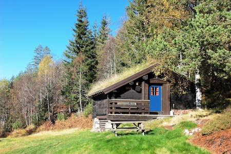 Fjøset - Hogstul Hytter - Tuddal