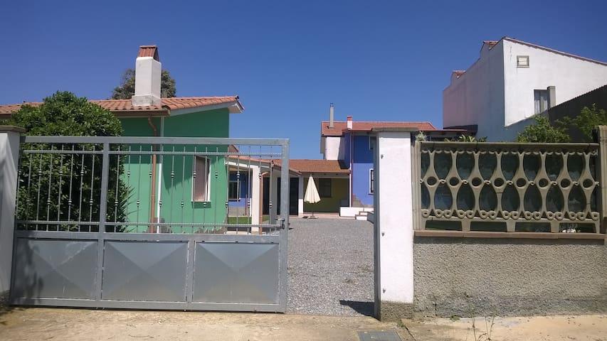 CASA IN CAMPAGNA : SA MITZA - Iglesias - Alojamento ecológico