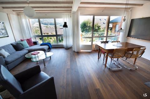 Schöne gemütliche 2-Zimmerwohnung, zentral+ ruhig