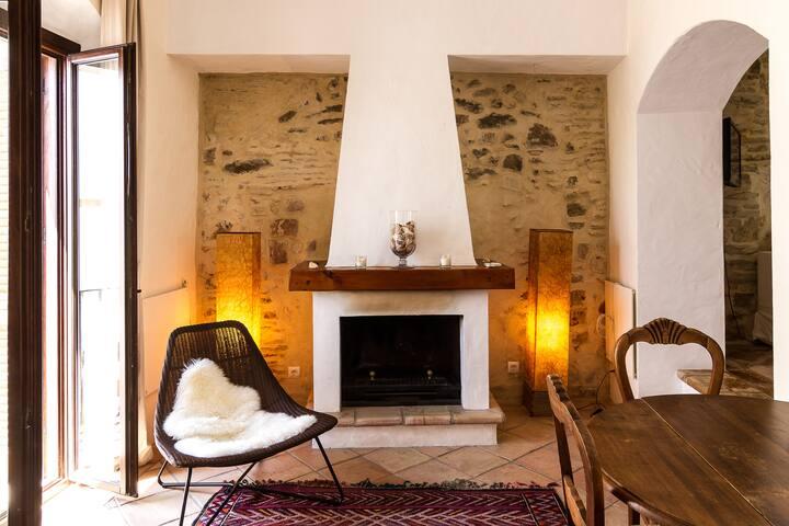 Apartamento con encanto en el centro de Tarifa
