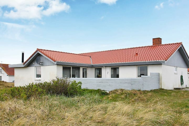Welcoming Holiday Home in Frostrup on Beach