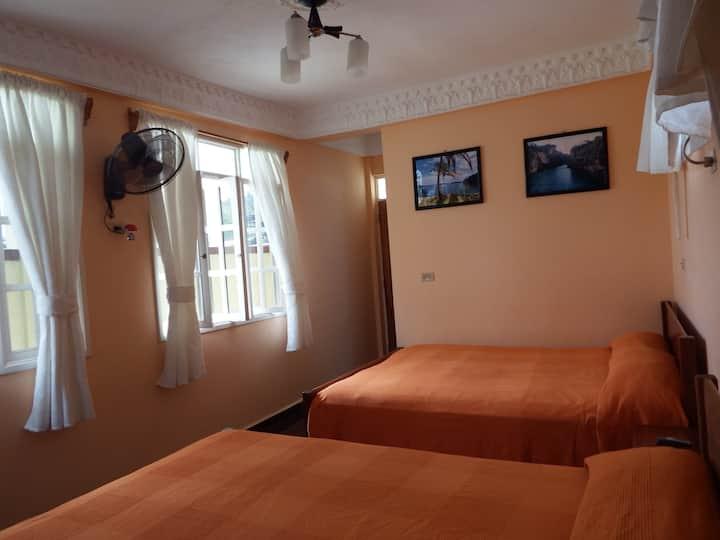Residencia Machado, Apartamento 1