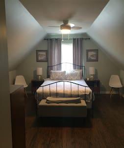 Bedroom for UVA Graduation Weekend - Charlottesville