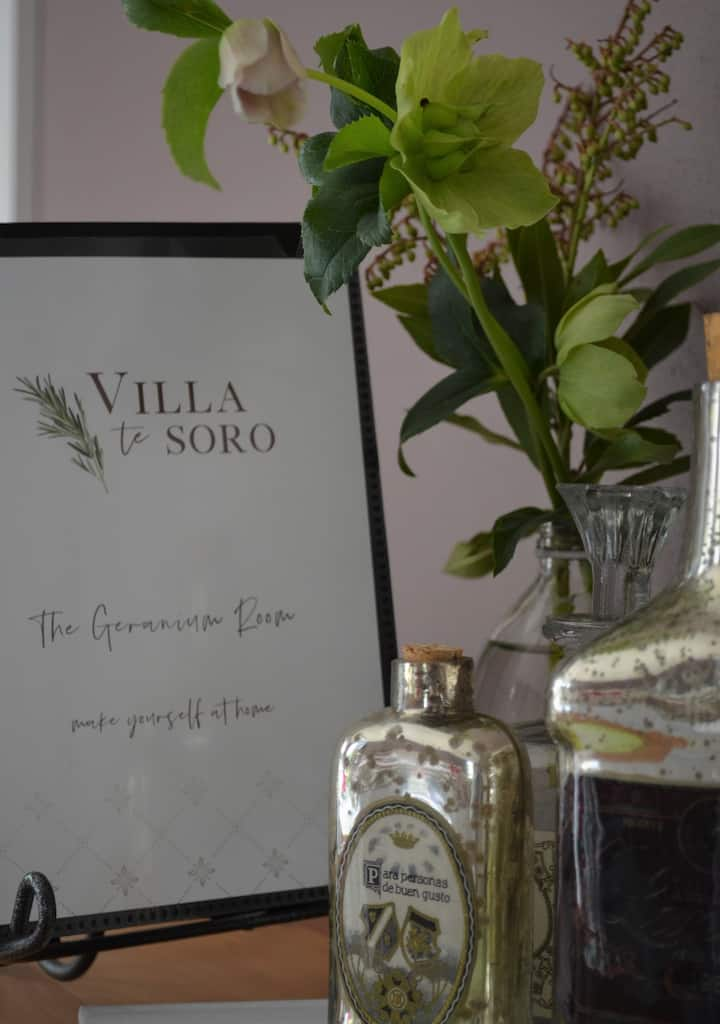 Villa Te Soro Bed and Breakfast