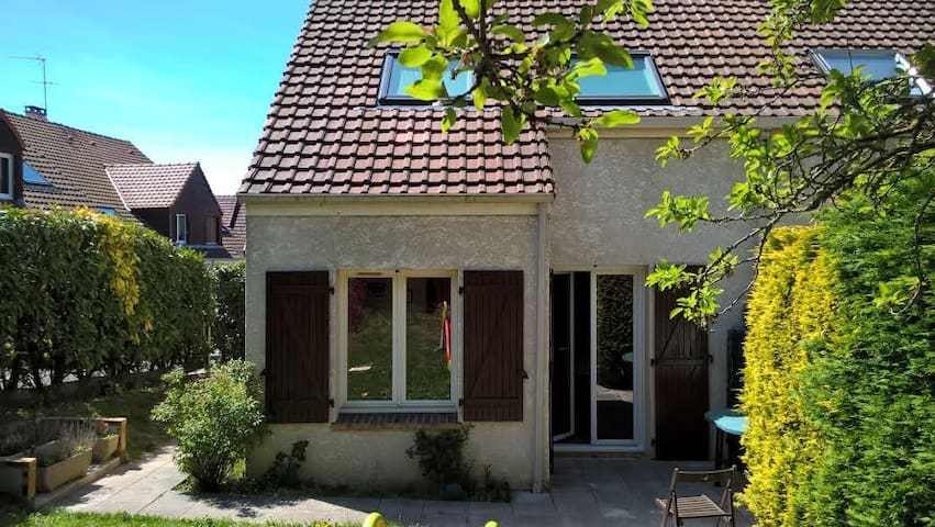 Quiet house 45 minutes from Paris - Triel-sur-Seine - Haus